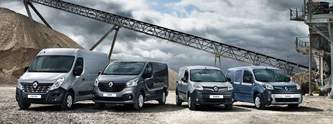 Veicoli commerciali Renault e Dacia